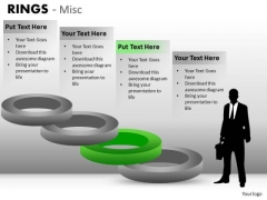 Step Up Ring Diagram PowerPoint Templates And Editable Ppt Slides