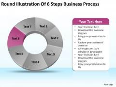 Steps New Business PowerPoint Presentation Process Plan Formats Templates