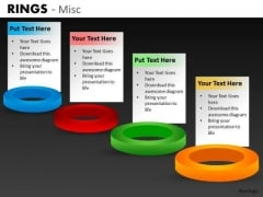 Steps Stairs Ring Diagram PowerPoint Slides And Editable Ppt Templates