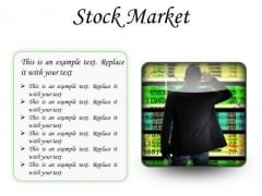 Stock Market Business PowerPoint Presentation Slides S