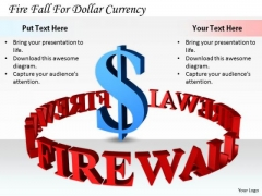 Stock Photo Business And Strategy Fire Fall For Dollar Currency Clipart Images
