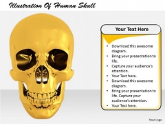 Stock Photo Business Development Strategy Illustration Of Human Skull Clipart Images
