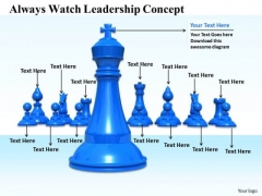 Stock Photo Business Intelligence Strategy Always Watch Leadership Concept Clipart Images