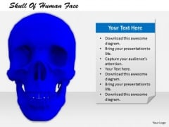 Stock Photo Business Intelligence Strategy Skull Of Human Face Clipart Images