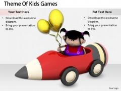 Stock Photo Business Intelligence Strategy Theme Of Kids Games Pictures Images