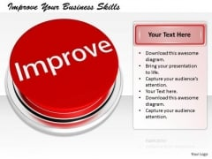 Stock Photo Business Level Strategy Definition Improve Your Skills Pictures