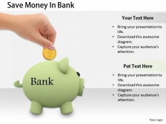 Stock Photo Business Management Strategy Save Money Bank Images Photos