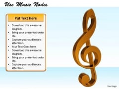 Stock Photo Business Management Strategy Use Music Nodes Photos