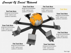 Stock Photo Business Plan And Strategy Concept Of Social Network Best