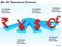 Stock Photo Business Plan Strategy Get All International Currencies Icons Images