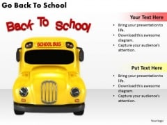 Stock Photo Business Process Strategy Go Back To School Icons