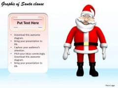 Stock Photo Business Process Strategy Graphic Of Santa Clause Success Images