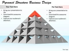 Stock Photo Business Process Strategy Pyramid Structure Design Clipart Images