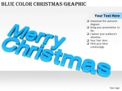 Stock Photo Business Strategy Blue Color Christmas Graphic Success Images