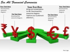 Stock Photo Business Strategy Concepts See All Financial Currencies Image