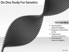 Stock Photo Business Strategy Consultant Do Dna Study For Genetics Images And Graphics