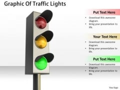 Stock Photo Business Strategy Consultant Graphic Of Traffic Lights Image