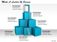 Stock Photo Business Strategy Innovation Make Ladder Of Success Images