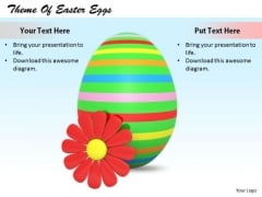 Stock Photo Business Strategy Innovation Theme Of Easter Eggs Best