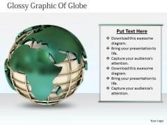 Stock Photo Business Strategy Model Glossy Graphic Of Globe Pictures