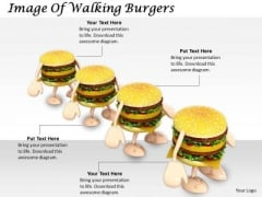 Stock Photo Business Strategy Plan Template Image Of Walking Burgers Success Images