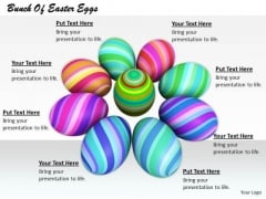 Stock Photo Corporate Business Strategy Bunch Of Easter Eggs Images