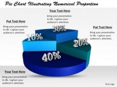 Stock Photo Corporate Business Strategy Pie Chart Illustrating Numerical Proportion Clipart Images