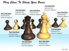 Stock Photo Corporate Business Strategy Play Chess To Sharp Your Brain Clipart Images