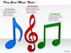 Stock Photo Corporate Business Strategy Play Good Music Nodes Clipart Images