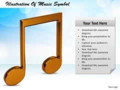 Stock Photo It Business Strategy Illustration Of Music Symbol Images Photos