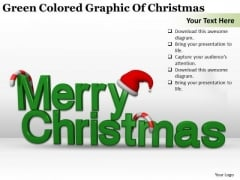 Stock Photo Sales Concepts Green Colored Graphic Of Christmas Business Images Photos