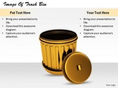 Stock Photo Sales Concepts Image Of Trash Bin Business Images