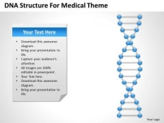 Medical powerpoint templates backgrounds presentation slides ppt strategy powerpoint template dna structre for medical theme ppt slides toneelgroepblik Image collections