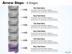 Strategy Ppt Background Vertical 6 Practice The PowerPoint Macro Steps Downward 7 Graphic