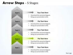 Strategy Ppt Erectile 5 Steps Representation 3 Design