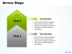 Strategy Ppt Theme Arrow Practice PowerPoint Macro Steps 2 Stages 3 Design