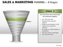 Strategy Sales Marketing Funnel PowerPoint Slide Designs