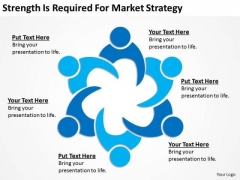 Strength Is Required For Market Strategy Ppt How To Write Business Plan PowerPoint Templates