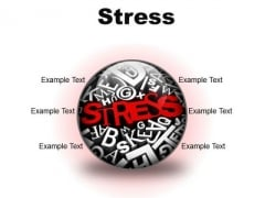 Stress Business PowerPoint Presentation Slides C