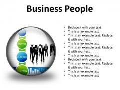 Success Business PowerPoint Presentation Slides C