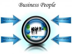 Success Business PowerPoint Presentation Slides Cc