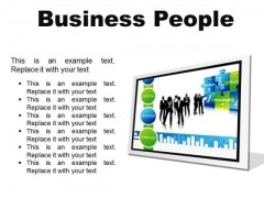 Success Business PowerPoint Presentation Slides F