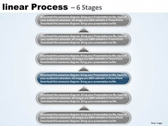 Success Ppt Linear Process 6 Power Point Stage Communication Skills PowerPoint 4 Design