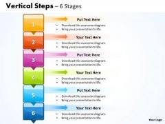 Success Ppt Template Vertical Scientific Method Steps PowerPoint Presentation 6 1 Design