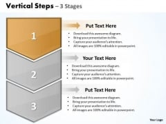Success Ppt Template Vertical Steps 3 1 Communication Skills PowerPoint 2 Design