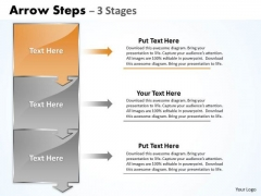 Success Ppt Theme Arrow Scientific Method Steps PowerPoint Presentation 3 Stages 2 Graphic