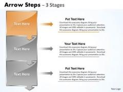 Success Ppt Theme Arrow Scientific Method Steps PowerPoint Presentation 3 Stages 2 Graphic