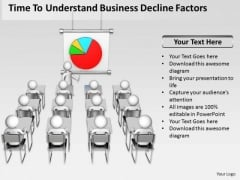 Successful Business People Free PowerPoint Templates Decline Factors