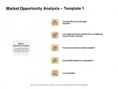 TAM SAM And SOM Market Opportunity Analysis Ppt Show Graphic Images PDF
