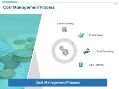 TCM Cost Management Process Ppt Layouts Smartart PDF